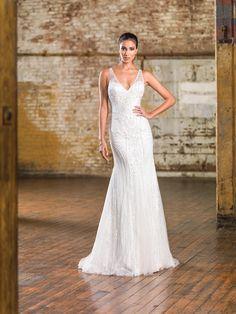 Justin Alexander Signature Wedding Dresses Style 9839