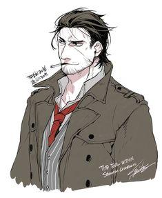 drawing : Sebastian by kugelcruor on DeviantArt