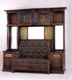 George Walton Arts Crafts Circa 1900 Furniture Decor Art Nouveau