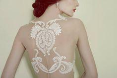 Коллекция свадебных платьев Inbal Raviv 2014