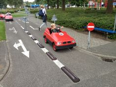 Verkeerspark Assen in Assen, Drenthe