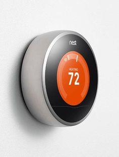 Nest, un termostato que mejora por dentro y por fuera