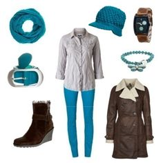 Farbtraum gegen Winteralltag Mein Style, Winter, Polyvore, Outfits, Image, Fashion, Colors, Outfit, Moda