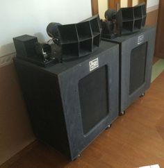 音の市 Horn Speakers, Audio Speakers, Speaker System, Audio System, Cinema Theater, Altec Lansing, High End Audio, Loudspeaker, Audiophile