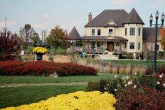 Longaberger Homestead, Frazeysburg, Ohio ❤ It!