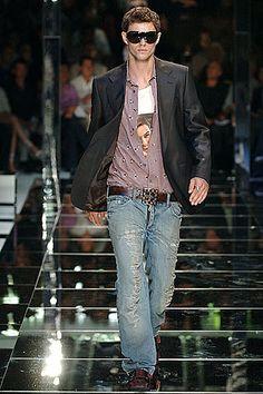 Мужская коллекция Dolce&Gabbana весна-лето 2006