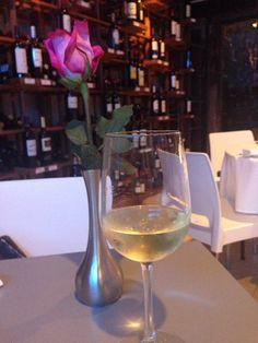 Miramar Restaurant Wine Cellar in San Juan, San Juan Wine Cellar, White Wine, Tapas, Alcoholic Drinks, Restaurant, Glass, Teeth, San Juan, Riddling Rack