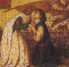 Roman de la Rose by Dante Gabriel Rossetti :: artmagick.com