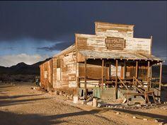 Phyolite Mercantile, Death Valley, California by Adam Dougal - Pixdaus