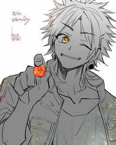 White Day! Part 4 Im-Great Priest Imhotep Makoto Morishita's Twitter Manga Boy, Manga Anime, White Day, Hot Anime Guys, Anime Boys, Cosplay, Priest, Chibi, Coloring Pages
