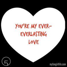 Fifth Harmony Everlasting Love Lyrics