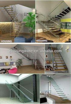 escaleras para casa pequeñas modernas - Buscar con Google