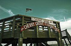 Cherry Grove Pier, North Myrtle Beach, SC