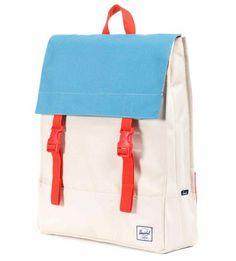 Survey backpack bone punch