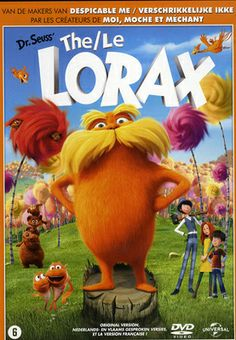 Dr. Seuss' the Lorax - Chris Renaud, Dr. Seuss, Kyle Balda, John Powell, Danny De Vito, Zac Efron, Taylor Swift