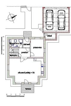 Líbeznice New Homes, Floor Plans, House, Home, Homes, Floor Plan Drawing, Houses, House Floor Plans