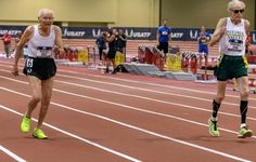 The Most Thrilling Race Between a 99 Year Old and 92 Year Old #news #alternativenews