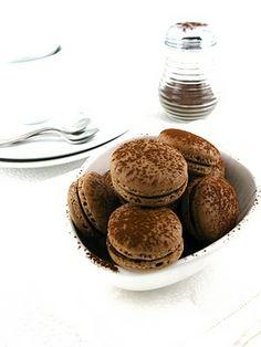 Oaxacan Cinnamon Chocolate Macaroons Recipes — Dishmaps