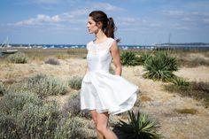 Suknie ślubne na plażowe wesele