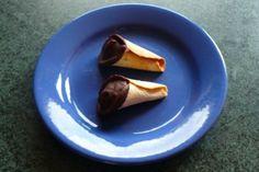 Ořechové kornoutky :: Pečení, vaření