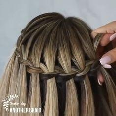 Braided hairstyles are always unique 27 schne und frische braid frisur ideen fr kurze haare Easy Hairstyles For Long Hair, Braided Hairstyles Tutorials, Braids For Long Hair, Cute Hairstyles, Hairstyles Videos, Simple Braided Hairstyles, Short Braids, Updo Hairstyle, Wedding Hairstyles
