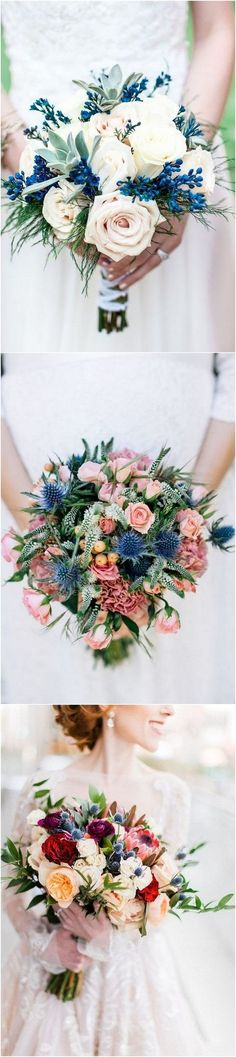wedding bouquets for spring and summer Informations About 25 Brilliant Wedding Bouquets for Spring/S Diy Wedding Flowers, Bridal Flowers, Floral Wedding, Wedding Colors, Wedding Bouquets, Wedding Dresses, Summer Wedding, Dream Wedding, Trends 2016