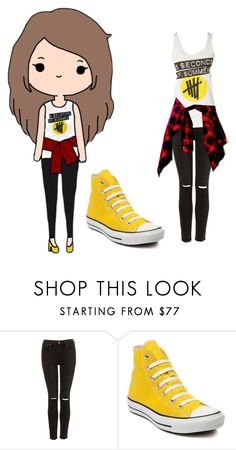 """😍💦"" by aiaiaistail ❤ liked on Polyvore featuring Converse"