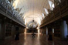 Biblioteca del Palácio Nacional de Mafra