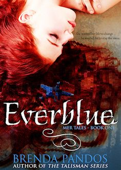 Everblue by Brenda Pandos - found another mermaid book.... was disappointed by another mermaid book. Bummer