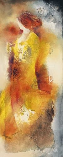 Wil Lof, 1948 ~ Abstract painter