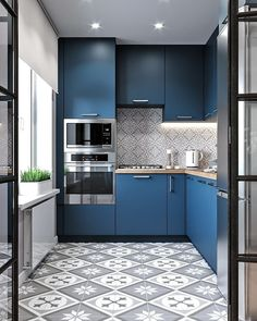 Different and interesting small kitchen design, kitchen ideas, small kitchen remodel, small kitchen decor, small kitchen organization Kitchen Decor, Home Decor Kitchen, Kitchen Style, Kitchen Room Design, Kitchen Remodel Small, Kitchen Remodel, Kitchen Renovation, Modern Kitchen Design, Best Kitchen Designs