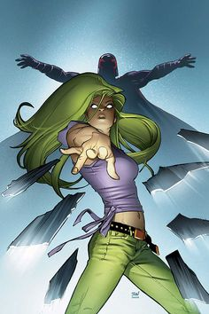 POLARIS. Magneto's youngest daughter and the future of genosha a place where mutants can live freely