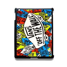 estuche vans of the wall