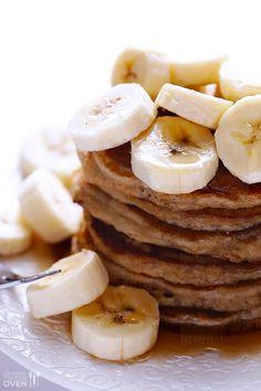 Good Morning Banana Pancakes