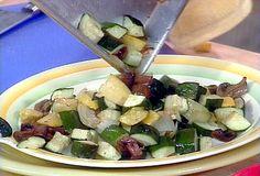 Roasted Squash Vegetable Medley Recipe : Rachael Ray : Food Network - FoodNetwork.com