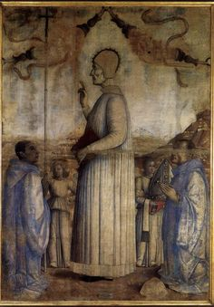 Gentile Bellini The Blessed Lorenzo Giustiniani hand painted oil painting reproduction on canvas by artist Web Gallery Of Art, Tumblr, Italian Painters, European Paintings, 10 Picture, Bellini, Oil Painting Reproductions, Renaissance Art, Magazine Art