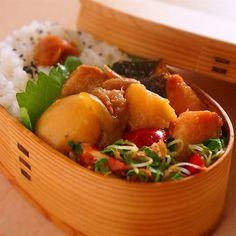 Japanese Bento Box Lunch お弁当