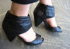 shoes to hide ugly heels