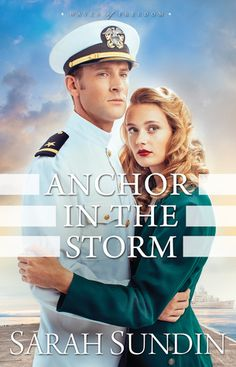 Anchor in the Storm (Waves of Freedom, #2) Book review @ https://ablogfromtheheart.wordpress.com/2016/11/07/anchor-in-the-stormsarah-sundin/