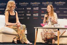 Heute steht Zoë zum zweiten Mal auf der Eurovision Bühne in Stockholm