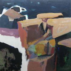 "Saatchi Online Artist ferdinand rosa; Painting, ""Acadia#7"" #art"