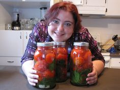 How To Ferment Tomatoes