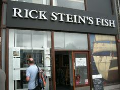 Rick stein's Fish - Discovery Quay, Falmouth