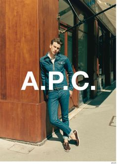 A.P.C. easy as 1-2-3
