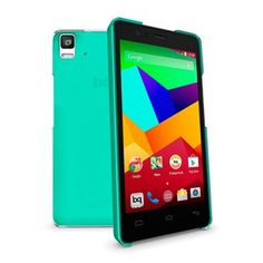 bq Aquaris E5 4G LTE Green Cristal Cover | Funda - Todo para el PC | Regálate lo mejor en tecnología