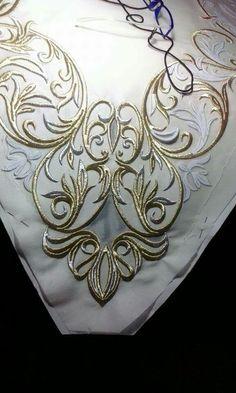 bizantine embroidery