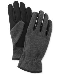 b4e0c6ee1a7 UR Gloves Sweater-Knit Stretch-Tech Palm Gloves Men - Hats