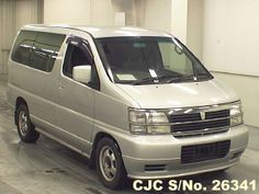1999 Used Nissan Elgrand for Sale - Diesel Right Hand Drive Automatic Good Condition 3.5/5 Price: US $ 1,990  Contact or Visit: www.carjunction.com Email : info@CarJunction.com Phone : +8190 9685 6566 #nissancars #nissan #elgrand #usedcars