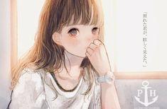 Manga Anime, Angel Manga, Manga Girl, Anime Chibi, Cool Anime Girl, Kawaii Anime Girl, Anime Art Girl, Draw On Photos, Pictures To Draw