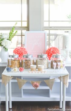 Cereal Bar Ideas: Br